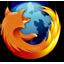 Les Navigateurs Internet pour Linux Firefox_64x64